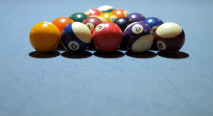 Pool Billards Balls